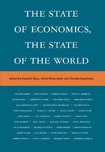 The State of Economics, the State of the World - The MIT Press (Hardback)