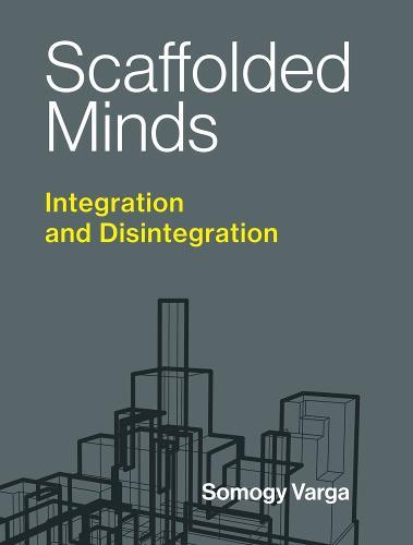 Scaffolded Minds: Integration and Disintegration - Philosophical Psychopathology (Hardback)