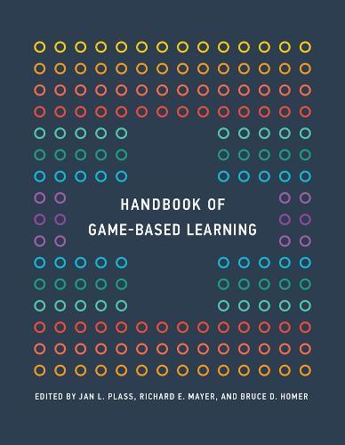 Handbook of Game-Based Learning - The MIT Press (Hardback)