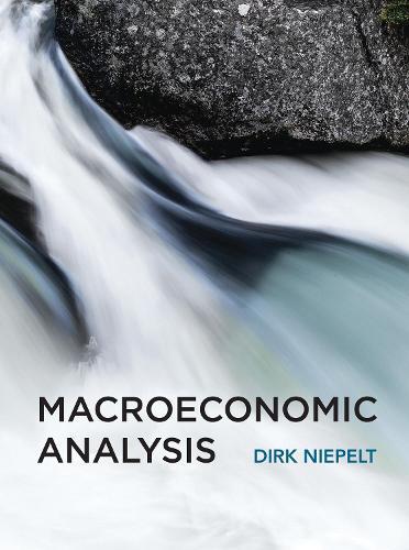 Macroeconomic Analysis - The MIT Press (Hardback)