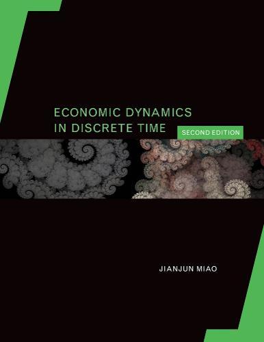 Economic Dynamics in Discrete Time - The MIT Press (Hardback)