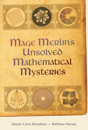 Mage Merlin's Unsolved Mathematical Mysteries (Hardback)