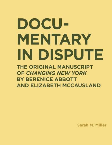 Documentary in Dispute (Hardback)