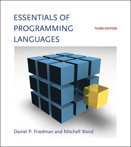 Essentials of Programming Languages - The MIT Press (Hardback)