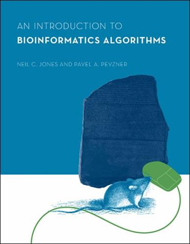An Introduction to Bioinformatics Algorithms - Computational Molecular Biology (Hardback)