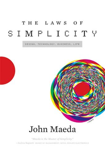 The Laws of Simplicity (Hardback)