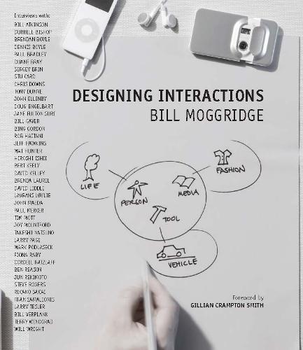 Designing Interactions - The MIT Press (Hardback)