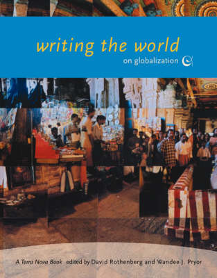 Writing the World: On Globalization - Writing the World (Hardback)