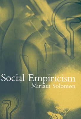 Social Empiricism - A Bradford Book (Hardback)