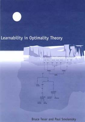 Learnability in Optimality Theory - MIT Press (Hardback)