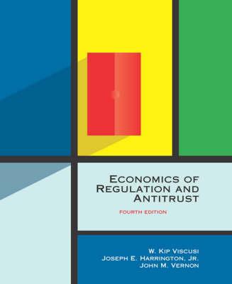 Economics of Regulation and Antitrust - The MIT Press (Hardback)