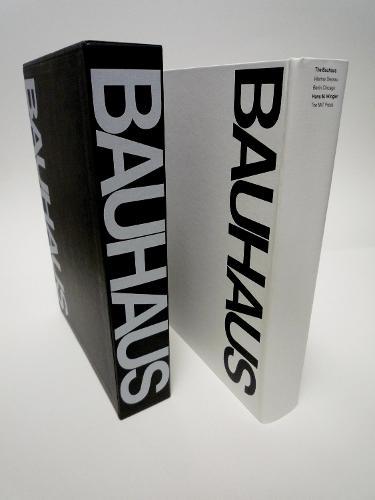 Bauhaus: Weimar, Dessau, Berlin, Chicago - The MIT Press (Hardback)