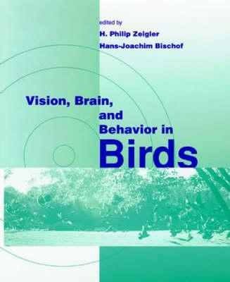 Vision, Brain and Behaviour in Birds - Bradford Books (Hardback)