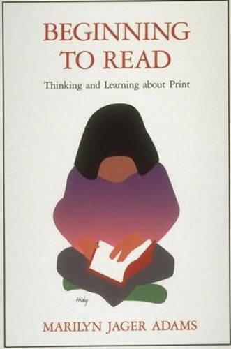 Beginning to Read: Thinking and Learning about Print - A Bradford Book (Paperback)