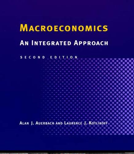 Macroeconomics: An Integrated Approach - Macroeconomics (Paperback)