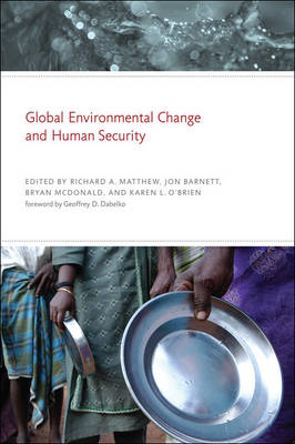 Global Environmental Change and Human Security - The MIT Press (Paperback)