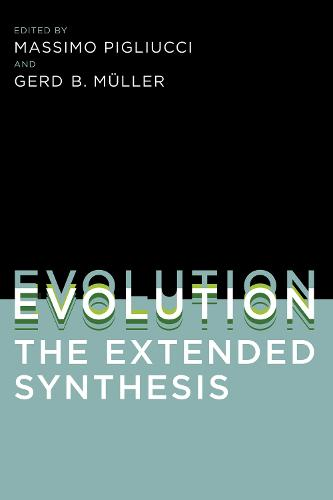 Evolution, the Extended Synthesis - The MIT Press (Paperback)