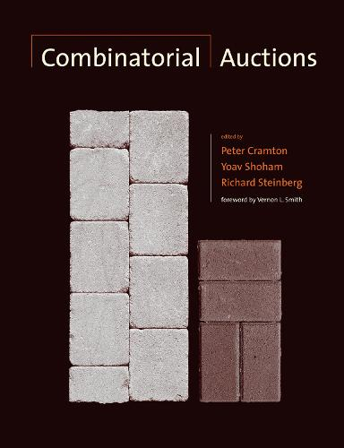 Combinatorial Auctions - The MIT Press (Paperback)