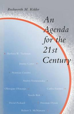 An Agenda for the 21st Century - An Agenda for the 21st Century (Paperback)