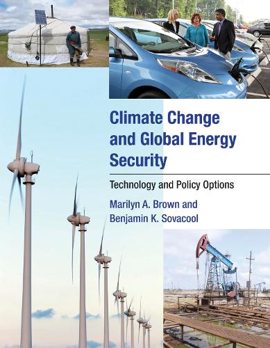 Climate Change and Global Energy Security: Technology and Policy Options - The MIT Press (Paperback)