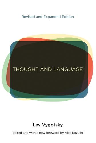 Thought and Language - MIT Press (Paperback)