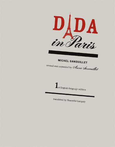 Dada in Paris - The MIT Press (Paperback)