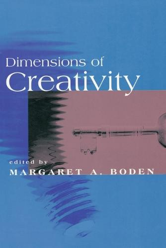 Dimensions of Creativity - A Bradford Book (Paperback)