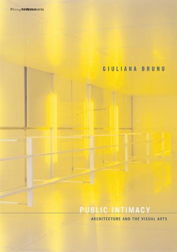 Public Intimacy: Architecture and the Visual Arts - Writing Architecture (Paperback)