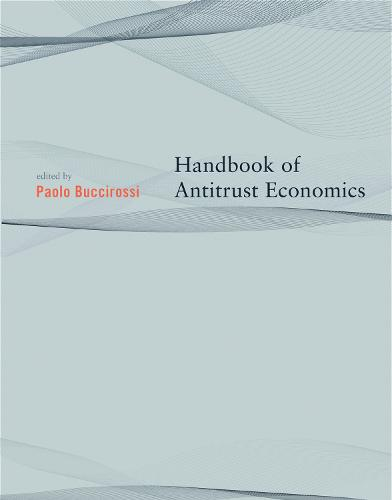 Handbook of Antitrust Economics - The MIT Press (Paperback)