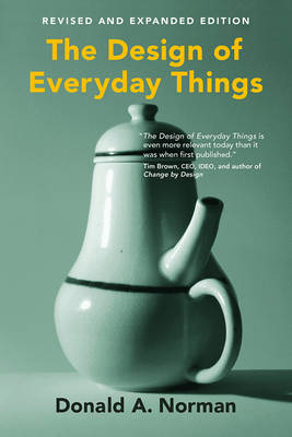 The Design of Everyday Things - The Design of Everyday Things (Paperback)