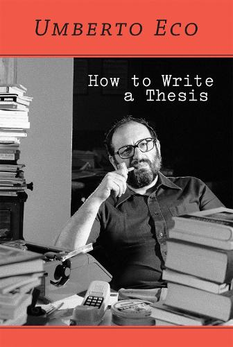 How to Write a Thesis - The MIT Press (Paperback)