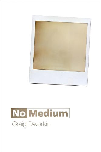No Medium - The MIT Press (Paperback)