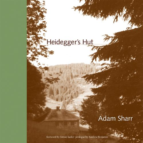 Heidegger's Hut - The MIT Press (Paperback)