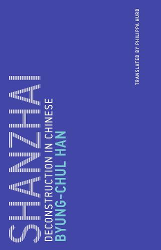 Shanzhai: Volume 8: Deconstruction in Chinese - Untimely Meditations (Paperback)