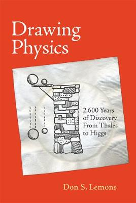 Drawing Physics: 2,600 Years of Discovery from Thales to Higgs - Mit Press (Paperback)