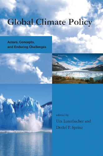 Global Climate Policy: Actors, Concepts, and Enduring Challenges (Paperback)