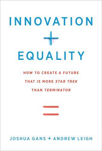 Innovation + Equality (Paperback)