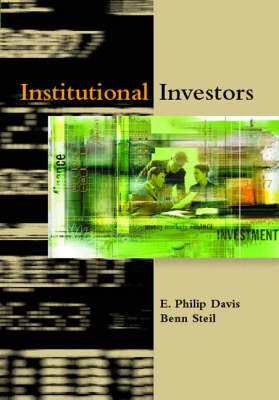 Institutional Investors - The MIT Press (Paperback)