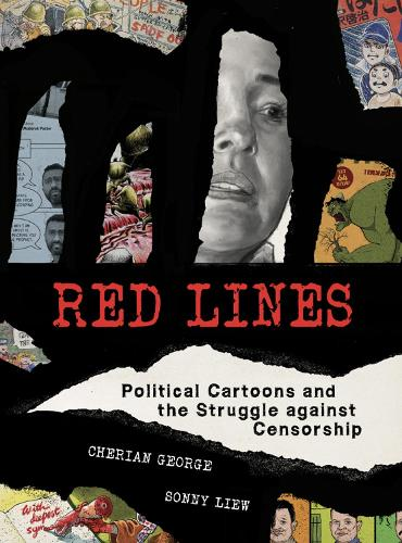 Red Lines: Political Cartoons and the Struggle against Censorship - Information Policy (Paperback)