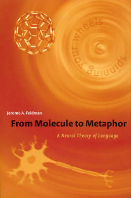 From Molecule to Metaphor: A Neural Theory of Language - A Bradford Book (Paperback)