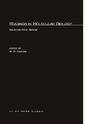 Readings in Molecular Biology: Selections from Nature - MIT Press (Paperback)