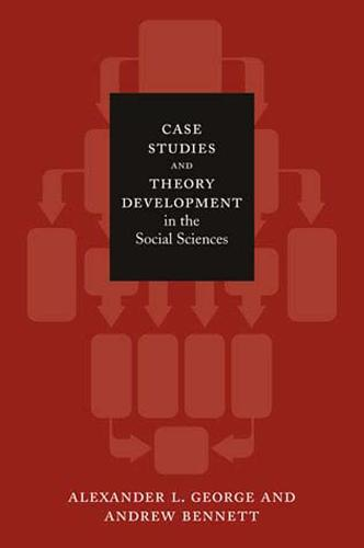 Case Studies and Theory Development in the Social Sciences - Belfer Center Studies in International Security (Paperback)
