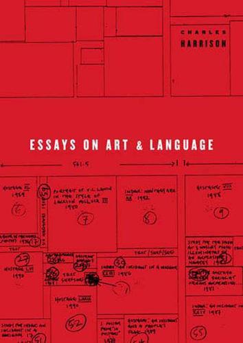 Essays on Art and Language - Writing Art (Paperback)