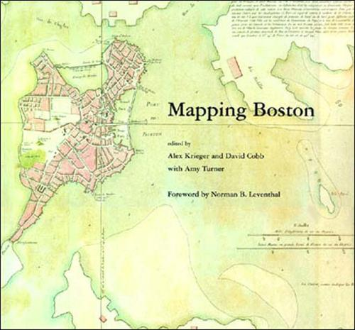 Mapping Boston - The MIT Press (Paperback)