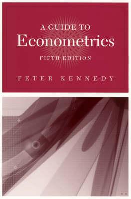 A Guide to Econometrics (Paperback)