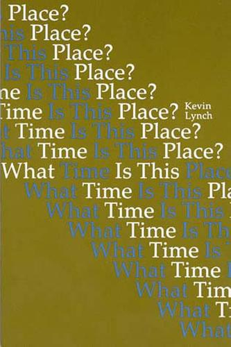 What Time Is This Place? - The MIT Press (Paperback)