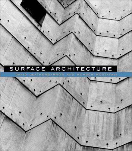 Surface Architecture - The MIT Press (Paperback)