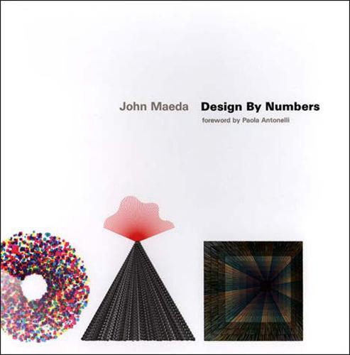 Design by Numbers - The MIT Press (Paperback)