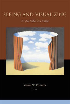 Seeing and Visualizing: It's Not What You Think (Paperback)