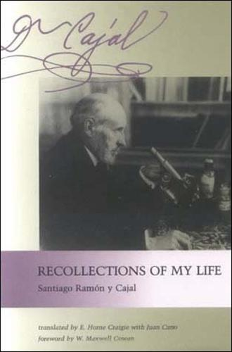 Recollections of My Life - The MIT Press (Paperback)